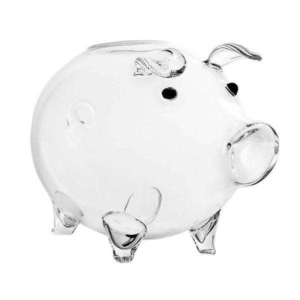 BarConic® Glass Piggy - 13oz