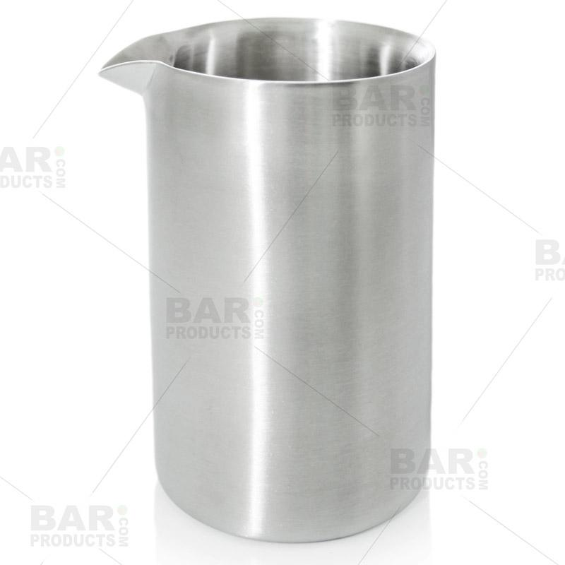 Double Wall Frothing Pitcher - Stainless Steel (17oz/500ml)