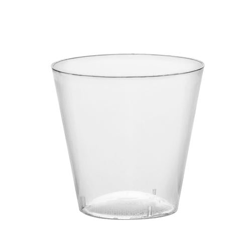 BarConic® 1 Ounce Clear Shot Cups