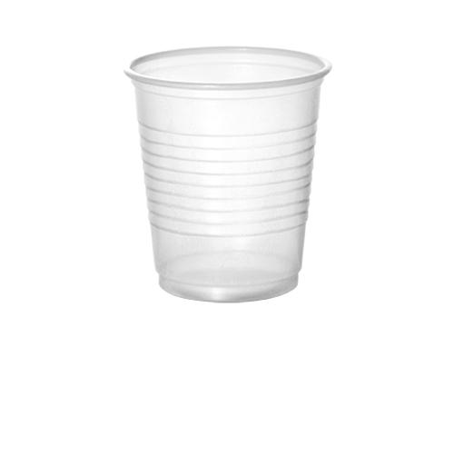 BarConic® Plastic Cup - Translucent 3 ounce