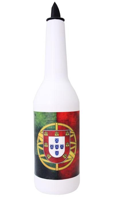 Kolorcoat™ Flair Bottle - Portugal Flag Design - 750ml