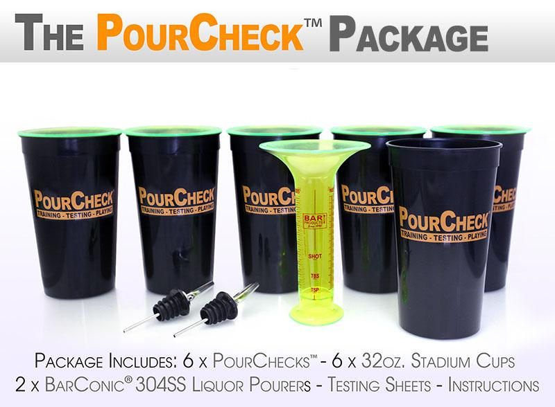 The PourCheck™ -  Economy Package