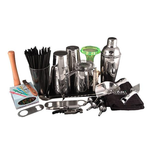 Professional Stainless Steel Briefcase Tool Kit
