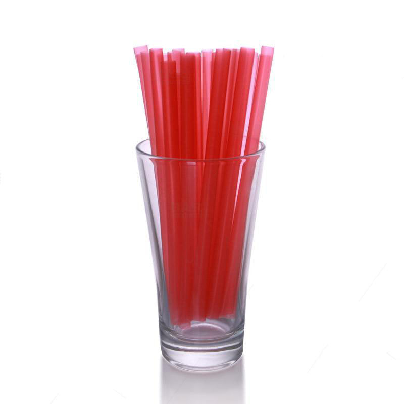 BarConic® Straws - 6 inch - Red