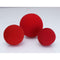 """Bar Magic"" – Red Sponge Balls – Packs of 4"