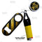 Kolorcoat™ Mini Opener, Reel and Lighter Leash® Clug SET - Hazard
