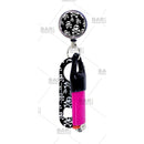 Kolorcoat™ Mini Opener, Reel and Lighter Leash® Clug SET - Cute Skulls