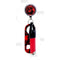 Kolorcoat™ Mini Opener, Reel and Lighter Leash® Clug SET - Evil Skulls
