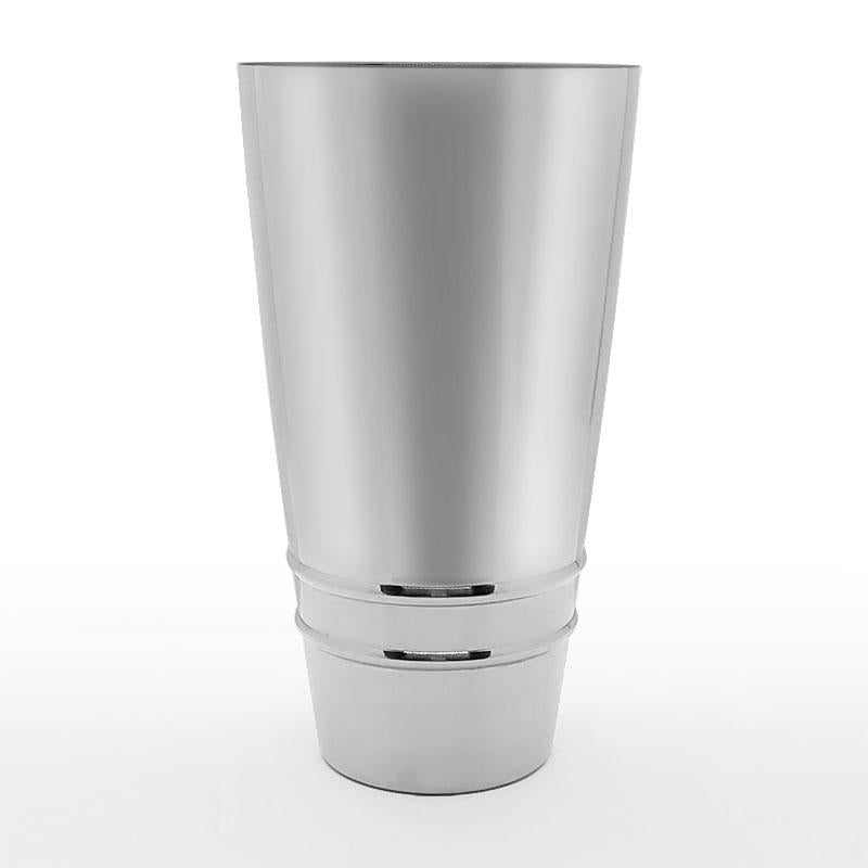 BarConic® 25 oz. Cocktail Shaker with Ring Design