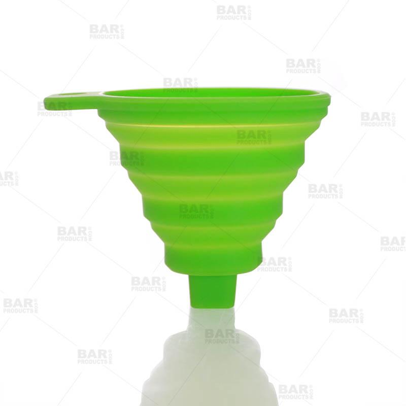 Collapsible Silicone Funnel - 3""