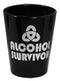 Alcohol Slurvivor Shot Glass