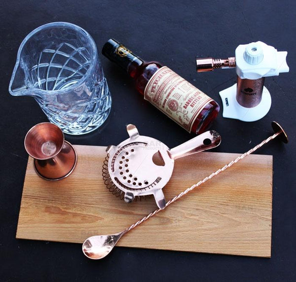 Smoked Old Fashioned Making Kit