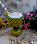 BarConic® Bar Spoon - Stainless Steel Pineapple 30cm