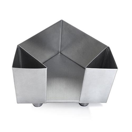 Stainless Steel Corner Bar Caddy