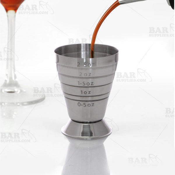 Stainless Steel Multi-level Jigger