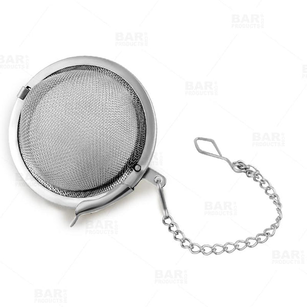 BarConic® Stainless Steel Tea Ball Infuser - 2 Inch