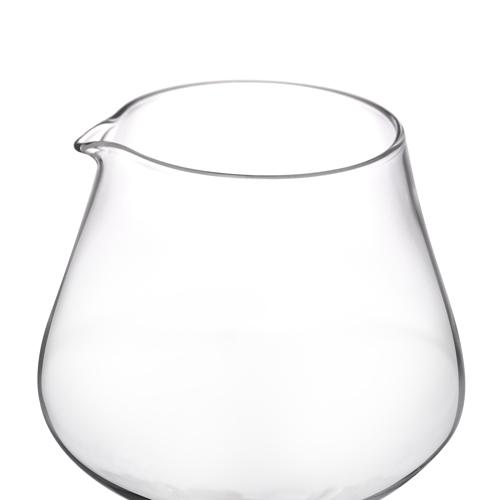 BarConic® Vortex Stemmed Mixing Glass - Lip