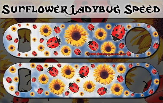 Kolorcoat Speed Opener - Sunflower Lady Bugs