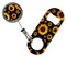 Kolorcoat™ Mini Opener with Retractable Reel SET  - Sunflowers