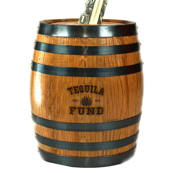 Tequila Fund Barrel Bank
