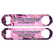 """How's My Bartending"" Kolorcoat™ Speed Opener (Pink)"