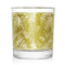 BarConic® Vintage Glassware - Gold Leaf Old Fashioned Glass - 10oz