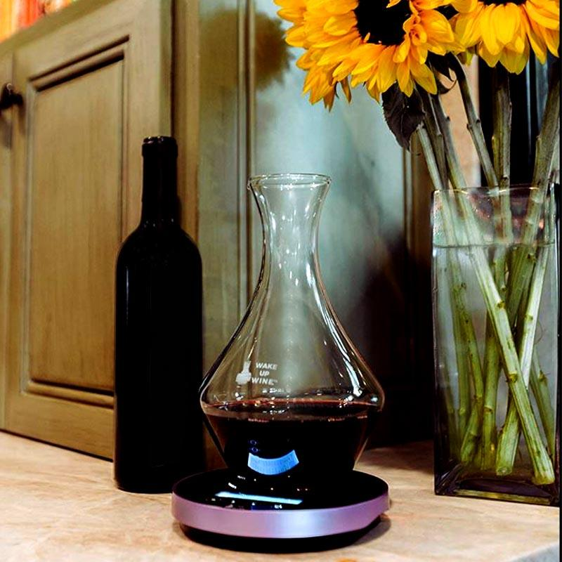 Wake Up Wine Pro With Decanter