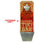CUSTOMIZABLE Wall Mounted Wood Plaque Bottle Opener & Cap Catcher - Vintage Tiki Bar