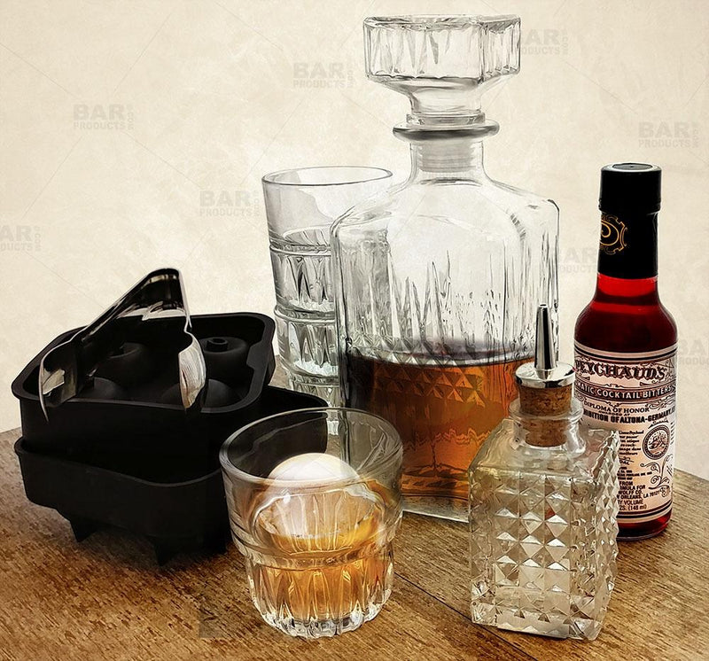 Whiskey Gift Set - 10 Piece