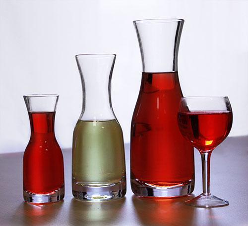 Glass Wine Carafes