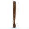 Flat Head Muddler - Walnut Stained Wood - 8 inch