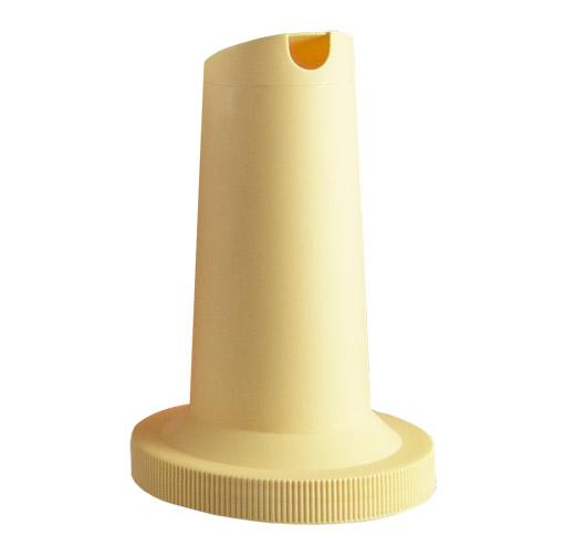 EZ Juice Pourers - Neck Only - Yellow