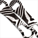 Kolorcoat V-Rod Bottle Opener - Zebra Print