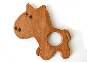 Wooden Teether - Horse