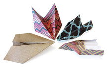 Load image into Gallery viewer, Paper Aeroplane Kit