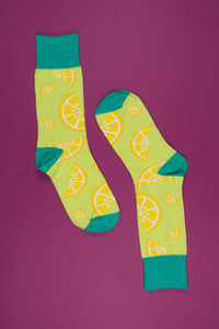 Sock It Up - Easy Peasy Lemon Squeezy