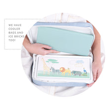 Load image into Gallery viewer, Love Mae Lunchbox Cooler Bag (Stone)