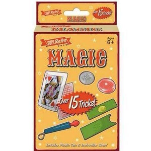 Retro Magic Tricks