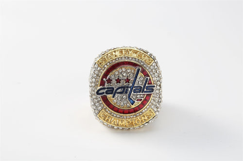 NEW Washington Capitals Stanley Cup Ring (2018) - Ovechkin - Championship Rings