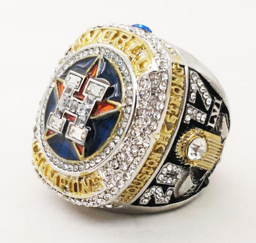 NEW Houston Astros World Series Ring (2017) - Players Ring - Championship Rings