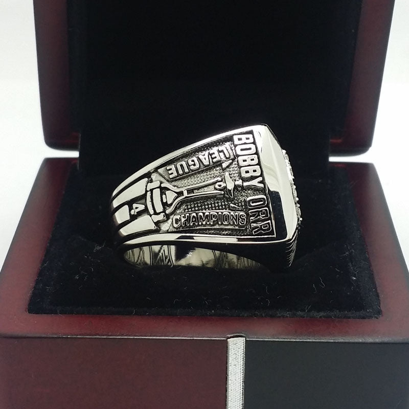 SPECIAL EDITION Boston Bruins Stanley Cup Ring (1972