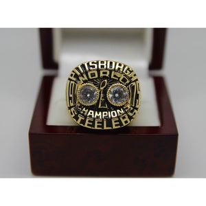 SPECIAL EDITION Pittsburgh Steelers Super Bowl Ring (1975) - Premium Series