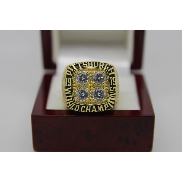 SPECIAL EDITION Pittsburgh Steelers Super Bowl Ring (1979) - Premium Series