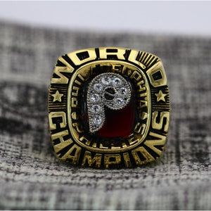 SPECIAL EDITION Philadelphia Phillies World Series Ring (1980) - Premium Series