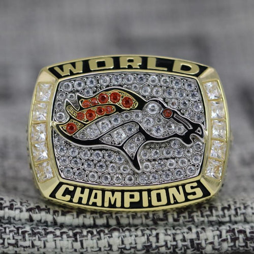 SPECIAL EDITION Denver Broncos Super Bowl Ring (1997) - Premium Series