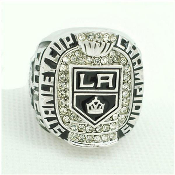 Los Angeles Kings Stanley Cup Ring (2012) - Championship Rings