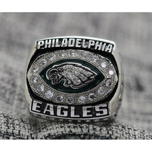 SPECIAL EDITION Philadelphia Eagles NFC Championship Ring (2004) - Premium Series