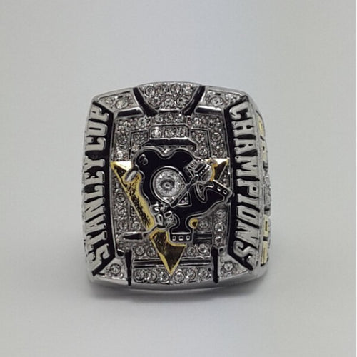 SPECIAL EDITION Pittsburgh Penguins Stanley Cup Ring (2009) - Premium Series