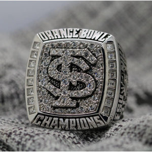 SPECIAL EDITION Florida State Seminoles College Football Orange Bowl Championship Ring (2013) - Premium Series