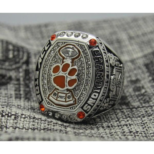 SPECIAL EDITION Clemson Tigers ACC Championship (2015) - Premium Series